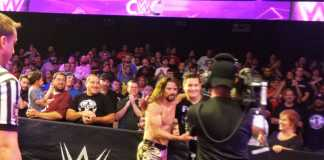 WWE Cruiserweight Classic taping results