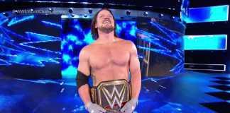 WWE Backlash Results