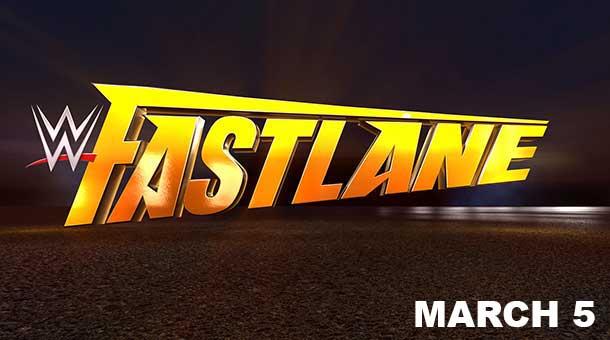 WWE Fast Lane PPV