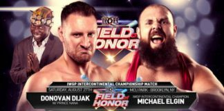 ROH on Comet TV Results