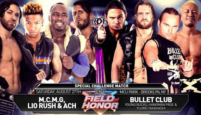 ROH on Comet TV Preview
