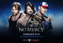 WWE No Mercy PPV