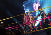 NXT Live Results: Baltimore, Maryland
