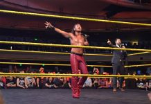 NXT Live Results: Los Angeles, California