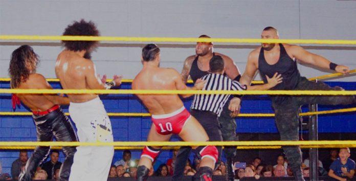 NXT Live Results: Orlando, Florida
