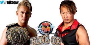 NJPW King of Pro Wrestling iPPV Results