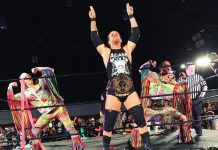 ROH Live Results: Dearborn, Michigan