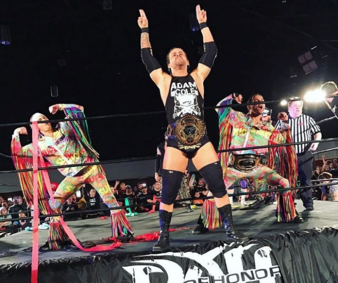 ROH Live Results: Dearborn, Michigan