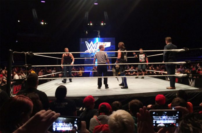 WWE Live Results: Las Vegas, Nevada