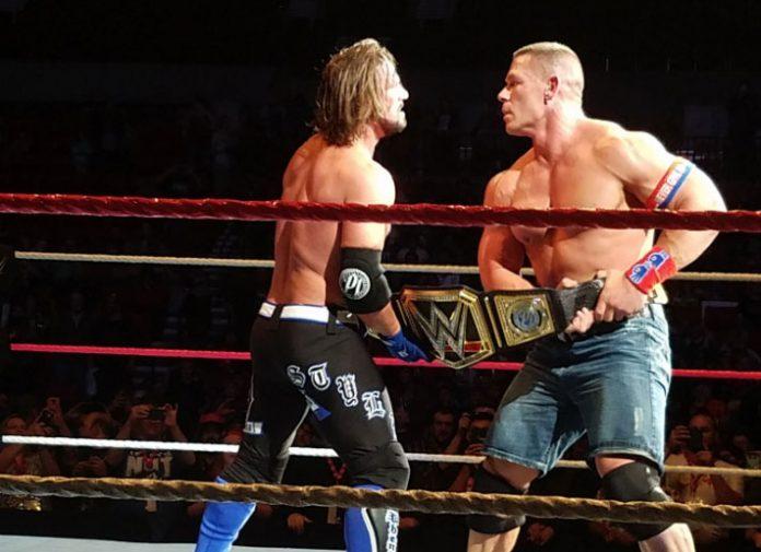 WWE Live Results: Portland, Oregon