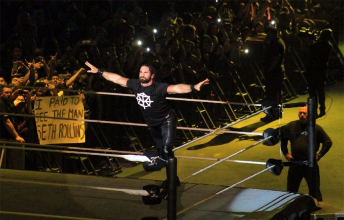 WWE Live Results: Santiago, Chile