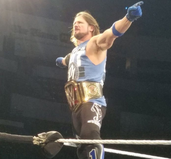 WWE Live Results: Trenton, New Jersey