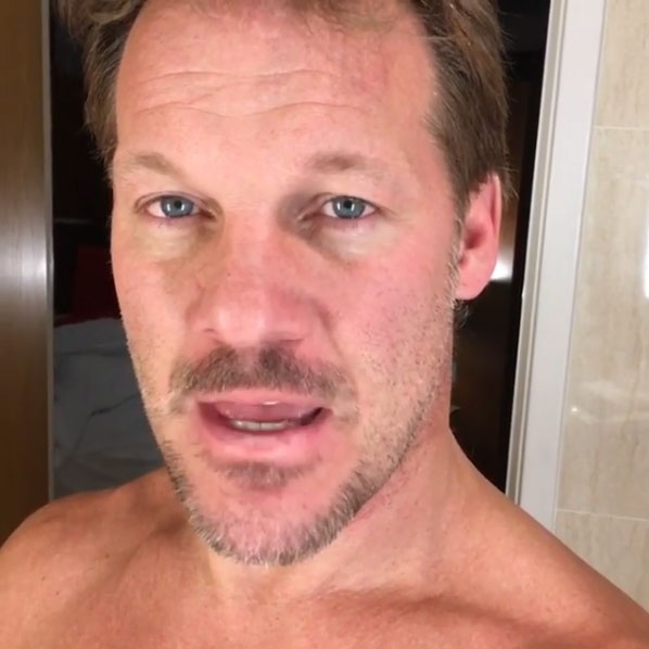 Chris Jericho altercation