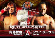 NJPW Power Struggle iPPV Results