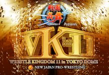 NJPW Wrestlekingdom 11