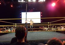 NXT Live Results: Newcastle, Australia