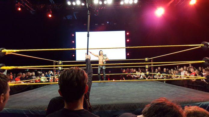 NXT Live Results: Newcastle, Australia