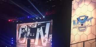 Impact Wrestling TV tapings