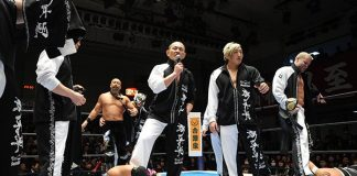 NJPW New Year's Dash iPPV Results