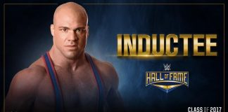 Kurt Angle to be inducted into the Class of 2017 WWE Hall of Fame