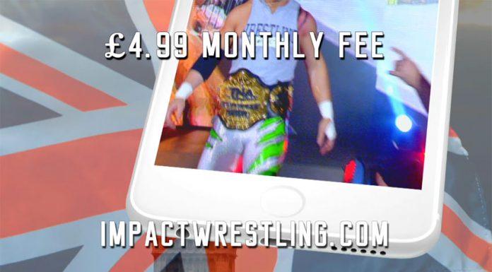 TNA Wrestling App