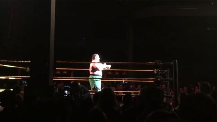 NXT Live Results: Dallas, Texas