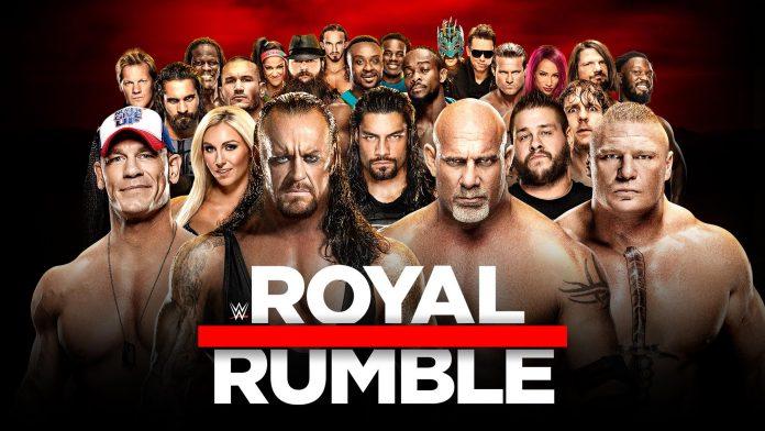 WWE Royal Rumble Results