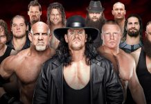 30 Man Royal Rumble match
