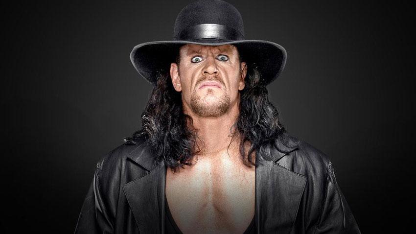 Wrestling Undertaker