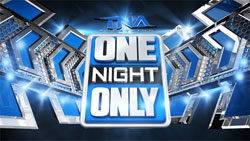 TNA One Night Only Results 1/6/17