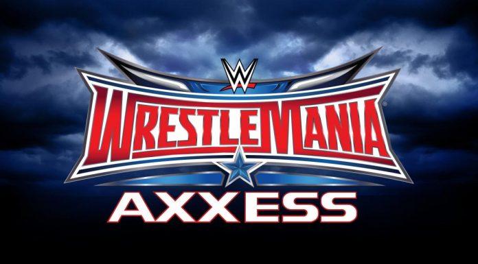 wrestlemania axxess password