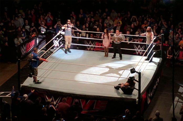 WWE Live Results: Cedar Rapids, Iowa