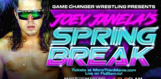 Joey Janela Spring Break