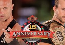 15th Anniversary PPV