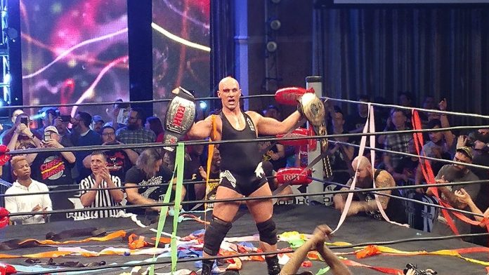 ROH 15th Anniversary Results