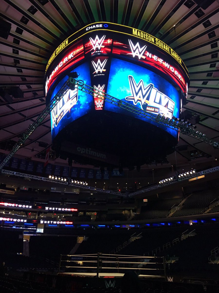 3 12 Wwe Live Results New York City Wyatt Cena Lesnar Owens In Msg Wwe News And Results