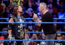 AJ confronts Shane