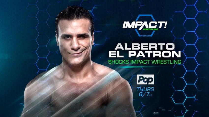 alberto-el-patron-impact-wrestling-debut