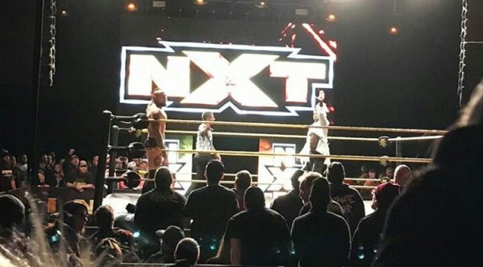 3 3 nxt live results cleveland and crystal river roode vs