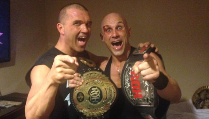 Christopher Daniels reactions