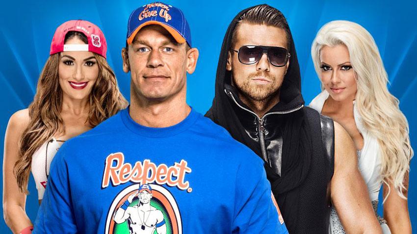 John Cena And Nikki Bella Vs
