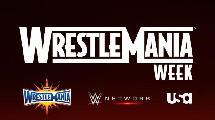 WrestleMania Week