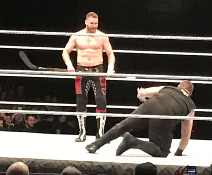 WWE Live Results: Montreal, Quebec