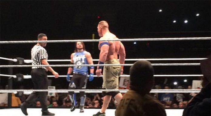 WWE Live Results: Worcester, Massachusetts