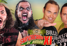 ROH Supercard of Honor XI PPV
