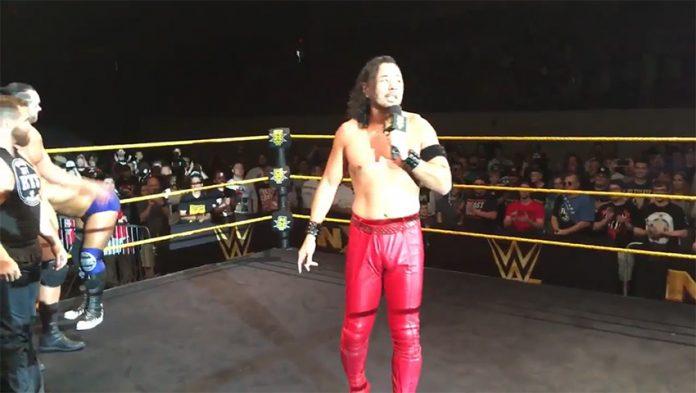 NXT farewells