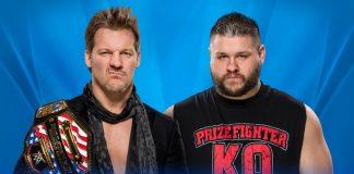 Chris Jericho vs Kevin Owens Results