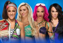 RAW Women's Title Match Results