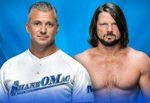 Shane McMahon vs AJ Styles Results