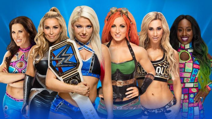 Smackdown Women's Title Match Results